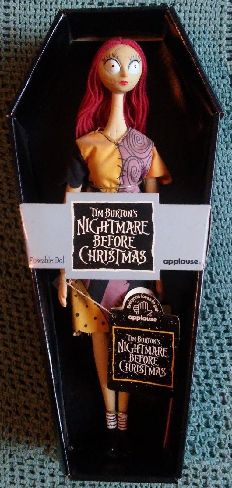 Vtg 1993 Nightmare Before Christmas Sally and 50 similar items