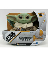 Star Wars The Mandalorian The Child Talking Plush Toy! Baby Yoda - NEW -... - $80.50