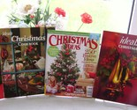 Christmas : Crafts, Cooking, Decorations, and Literature Magazines