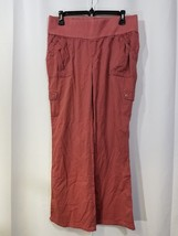 Liz Lange Maternity For Target Brown/Red Pants Size 4 Cotton Stretch - $7.37