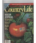 Harrowsmith Country Life magazine, #31 February 1991, seeds annual - $10.21