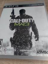 Sony PS3 Call Of Duty: Modern Warfare 3 image 1