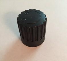 KRUPS Espresso Bravo Machine Model 871 Froth Control Knob Black Replacement Part - $4.92