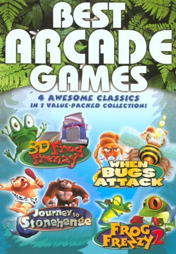 Best Arcade Games [Windows XP Home Edition]