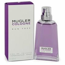 Mugler Run Free Perfume By  THIERRY MUGLER  FOR MEN AND WOMEN 3.3 oz Eau... - $63.00