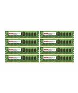 MemoryMasters 32GB (8x4GB) DDR3-1333MHz PC3-10600 ECC RDIMM 2Rx8 1.5V Re... - $978.35