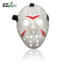 New 2017 Halloween Mask Jason Voorhees Horror Movie Hockey Mask Hallowee... - £2.67 GBP