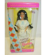NATIVE AMERICAN BARBIE INDIAN Special Edition New in Box Mattel - $19.79