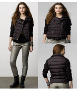 ***NWT**Polo Ralph Lauren Motorcycle Down Vest Jacket**Size Large; X Large*** - $98.00