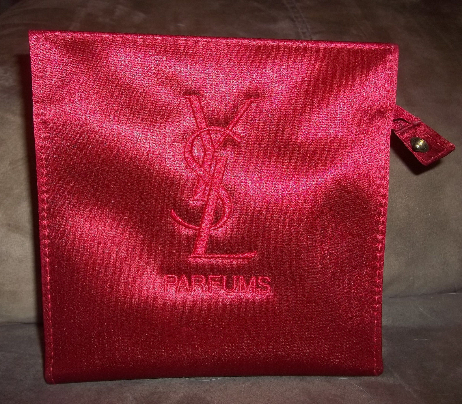 YSL Yves Saint Laurent Makeup bag Clutch and 20 similar items bd6bccc928ef9