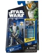 Star Wars Clone Trooper Hevy CW41 The Clone Wars figure 2010 - $6.95