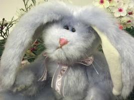 TY Azalea Plush Purple Lavender Bunny Stuffed Animal Rabbit (A4B18!) - $14.99