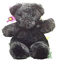 Heartline Plush Classic Design Stuffed Animal Black Bear (J3B32*) - $19.99