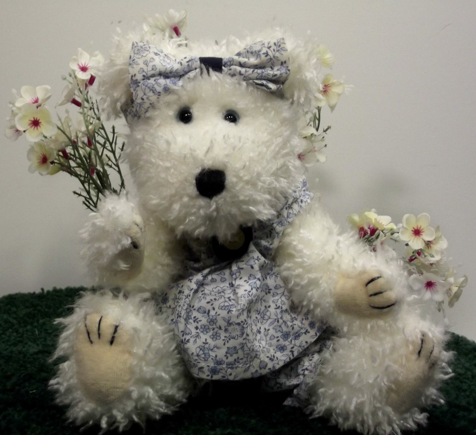 Boyds Bears Plush Stuffed Animal (L3B13!) image 5