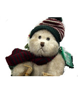 Russ Berrie NWT Plush Mogul Ski Jointed New Stuffed Animal Bear Xmas (J3B13!) - $14.99