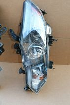 09-14 Nissan Murano Halogen Headlight Head lights Lamps Set L&R MINT image 9