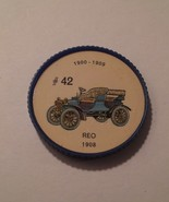 Jello Car Coins -- #42  of 200 - The REO - $10.00