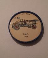 Jello Car Coins -- #46  of 200 - The E.M.F. - $10.00