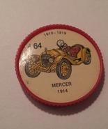 Jello Car Coins -- #64  of 200 - The Mercer - $10.00