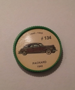 Jello Car Coins -- #134  of 200 - The Packard - $10.00