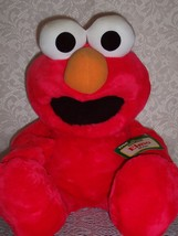TYCO JIM HENNSON 1996 PLUSH RED ELMO - $24.95