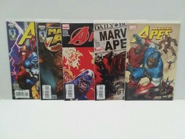 MARVEL APES 0 - 4 - MARVEL COMICS EVENT - FREE SHIPPING - $14.03