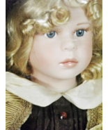 Doll Angelina by Timeless Treasures Collection Collector Limited Edition... - $39.99