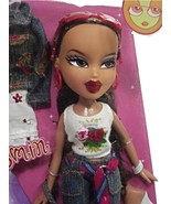 Doll Bratz Yasmin Red Hair Cool Clothes Funk Out Girlz Passion for Fashion - $29.99