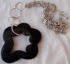 Italian oynx shape necklace 5 thumb200