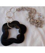 Italian onyx shape necklace - $95.00