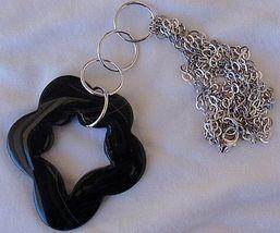 Italian oynx shape necklace 1 thumb200