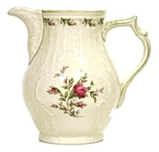China Pitcher Rosenthal Made in Germany Sanssouci Rose Design (L3B46) - $79.99