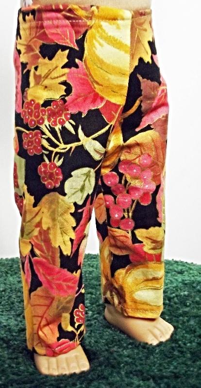 Clothes American Handmade Black N Pants 18