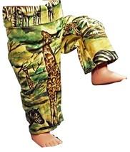 "Clothes American Handmade Green N Pants Leggings 18"" Doll (62L3B35*) - $9.99"