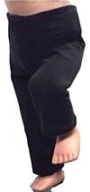 "Clothes American Handmade Black N Pants18"" Doll - $9.99"