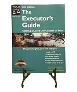 The Executor's Guide : Settling a Loved One's Estate or Trust  (8B4B2S2) - $15.99
