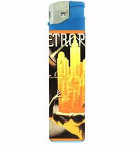 Metropolis Fritz Lang Deco Jumbo Lighter 333 - $13.48