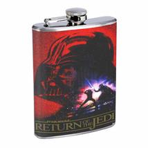 Star Wars Return Of The Jedi Red Flask 8oz 186 - $14.48