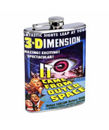 3d It Came From Outer Space Flask 8oz 312 - $14.48
