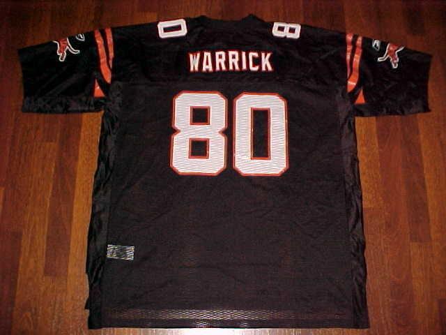 e69402c98 t2ec16rhjgeffm44emejbseyyvsbig 60 57. t2ec16rhjgeffm44emejbseyyvsbig 60 57.  Previous. Reebok NFL Cincinnati Bengals Peter Warrick  80 ...