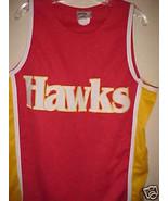 NBA Hardwood Classics Atlanta Hawks Replica Jersey (L) - $36.98