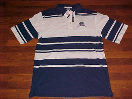 Antigua Sport NCAA Florida Gators Blue/White Polo Shirt - $42.03