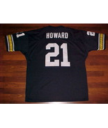 Gridiron Greats 1991 NCAA Michigan Wolverines Desmond Howard #21 Blue Je... - $84.14