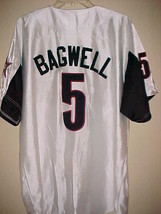 Majestic MLB 2000 Houston Astros Jeff Bagwell #5 Jersey - $56.09