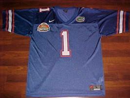 Nike Florida #1 BCS 2007 Championship Football Jersey L - $46.74