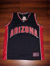 Colosseum NCAA Pacific-12 Arizona Wildcats #22 Black Red Basketball Jers... - $24.30