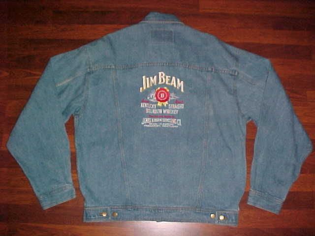 65f6d7aea45 Jim Beam Jacket  1 listing