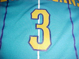 Adidas NBA N.O. Hornets Chris Paul #3 Youth Basketball Jersey L Free shipping image 4