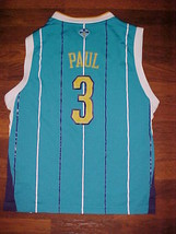 Adidas NBA N.O. Hornets Chris Paul #3 Youth Basketball Jersey L Free shipping image 1
