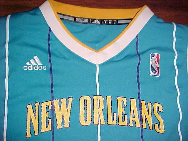 Adidas NBA N.O. Hornets Chris Paul #3 Youth Basketball Jersey L Free shipping image 3